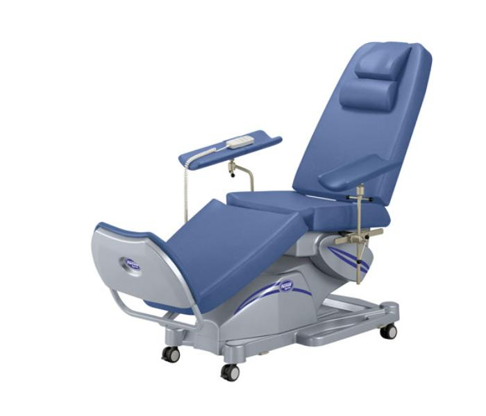 Fotel zabiegowy do dializ