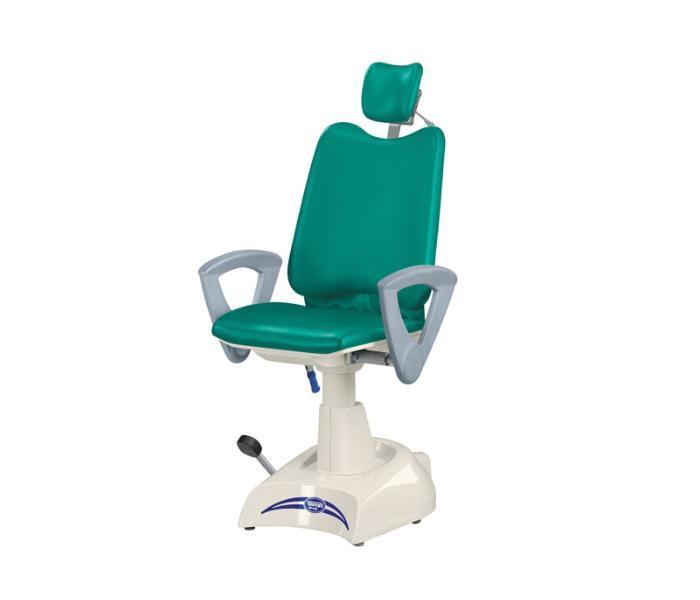 Fotel laryngologiczno - okulistyczny