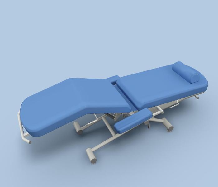Uniwersalny fotel zabiegowy FoZa Dona