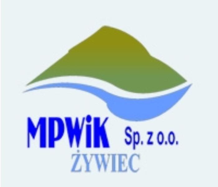 Logotyp MPWiK Żywiec