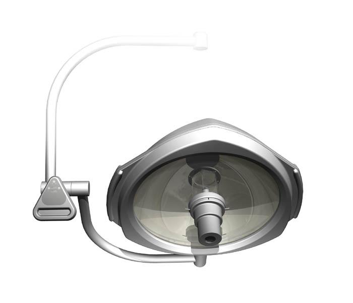 Lampa operacyjna LO-10