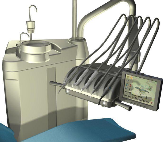 Unit stomatologiczny US-05 GRYF