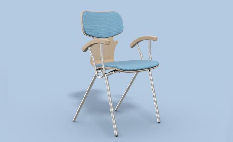Krzesło szkolne ARA
