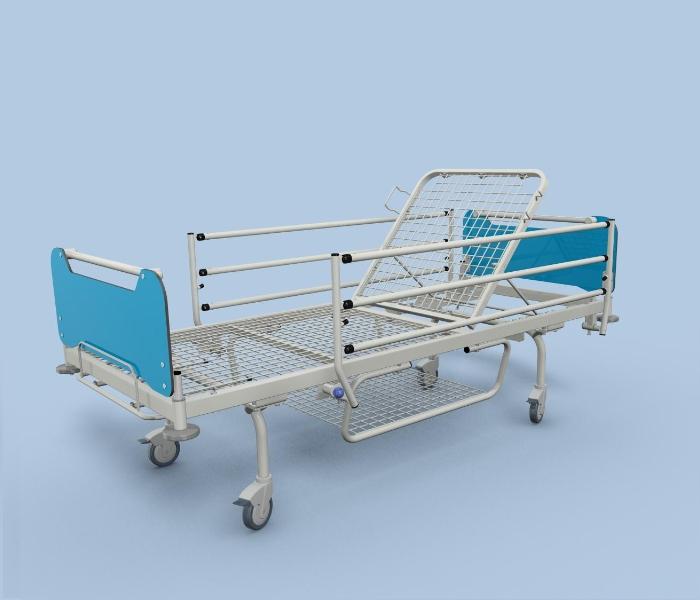Łóżko szpitalne Lp