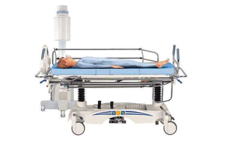 Wózek do przewożenia chorych WP-05
