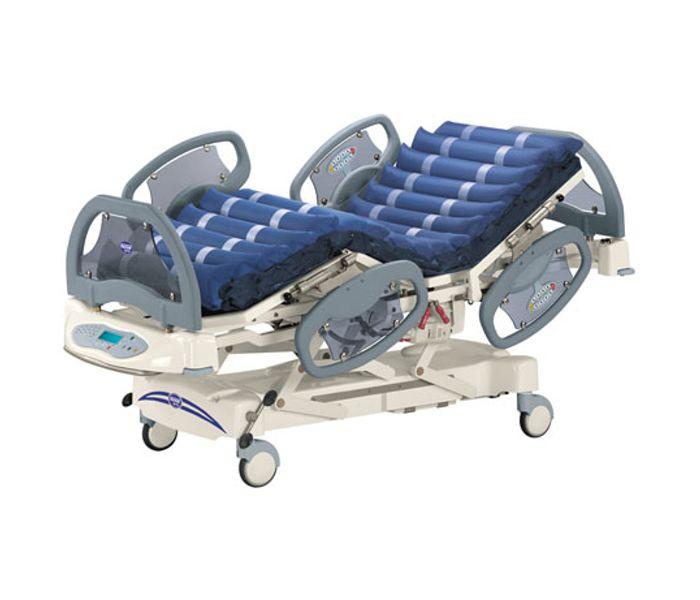 Łóżko szpitalne - LE-03 przeznaczone na Oddziały Intensywnej Opieki Medycznej
