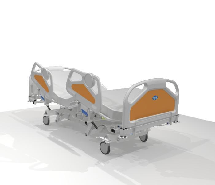 Łóżko szpitalne - LR-12